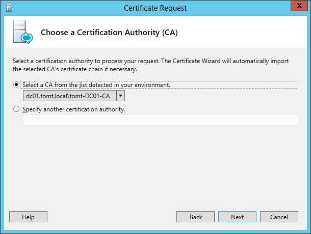Lync 2013 – Installation and Certificates | ntSystems info tech
