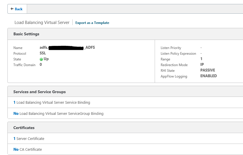 Netscaler as ADFS Proxy | ntSystems info tech